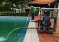Dịch vụ vệ sinh bể bơi - vệ sinh hồ bơi hoàn mỹ