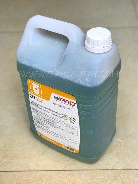 Hoá Chất Tẩy Rửa  Bồn Cầu Goodmaid pro GMP 211 TBC