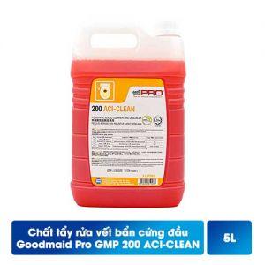 Hoá Chất Tẩy Rửa Mạnh -Goodmaid Pro GMP 200